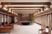 """Las """"Prairie Houses"""" y el resurgir del espacio interior."""