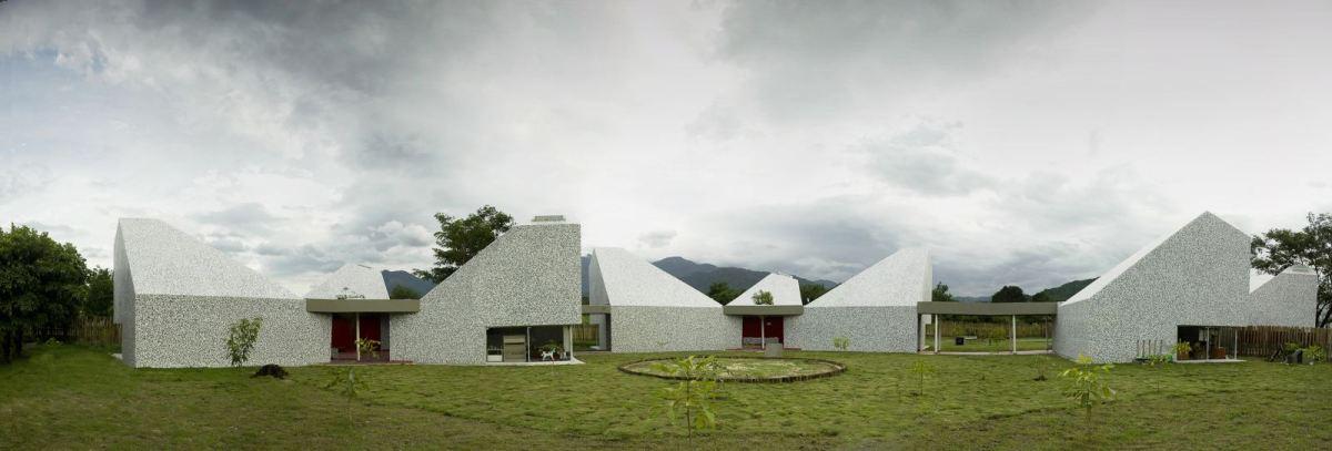 El jardín social de Timayui, paisaje urbano sostenible.