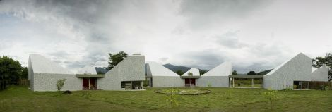 Jardín social de Timayui. Ampliar imagen.