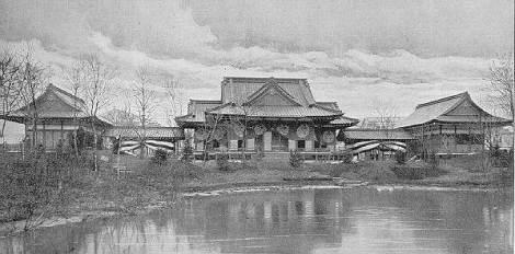 Pabellón del Japón