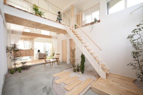 Doma en la casa Kofunaki.