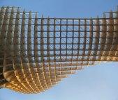 Estructura cubierta