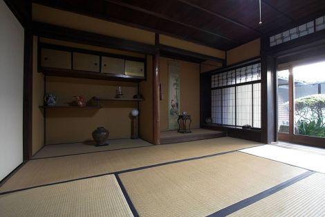 Sala del té etilo Sukiya