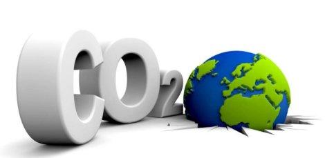 CO2 en el mundo
