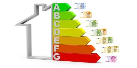 Letra energética y gasto