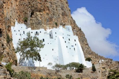 Monasterio Panagia Hozoviotissa