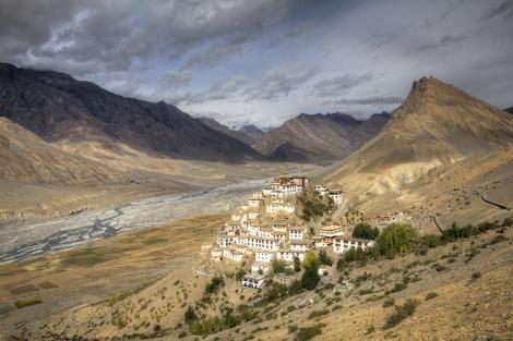 Monasterio valle Spiti
