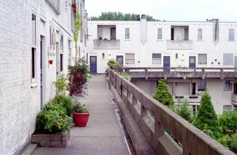 Spangen Quarter housing_Calle 01