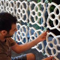 El sistema Ecooler, decoración y refrigeración sostenible.