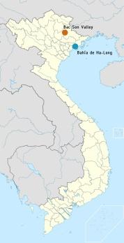 Vietnam_bac son valley + Ha-long-