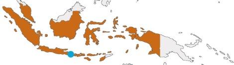 Indonesia, Isla de Bali.