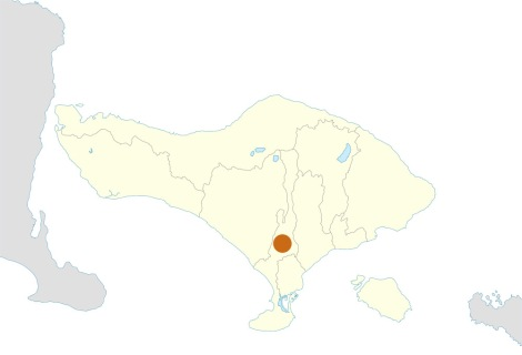 Sibang Gede, Bali.