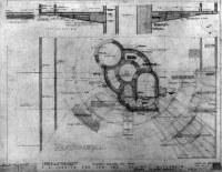 Núcleo estructural de la torre
