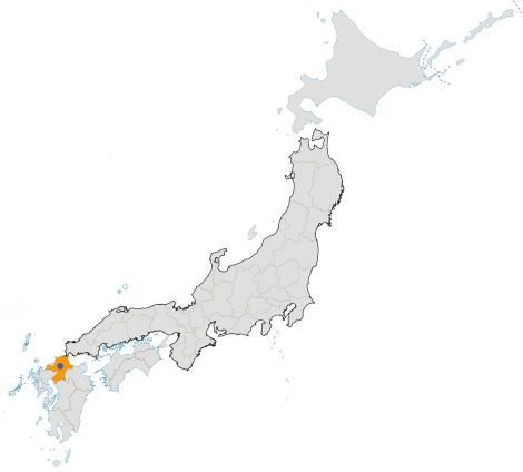 Japon-provincia Fukuaka - Naiju