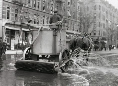 Limpiador de calles