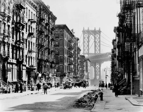 Pike Street-1936