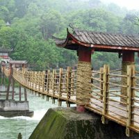 Los cables de bambú, historia y futuro como refuerzo del hormigón.