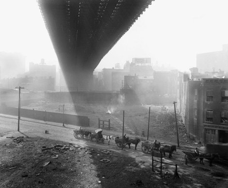 Puente de Brooklyn, 1918
