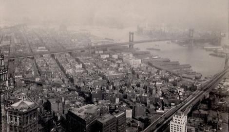Triborough Bridges y Hell Gate-1920
