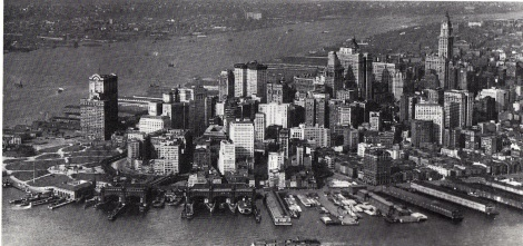 Nueva York, 1922