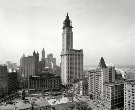 Woolworth Building-1913