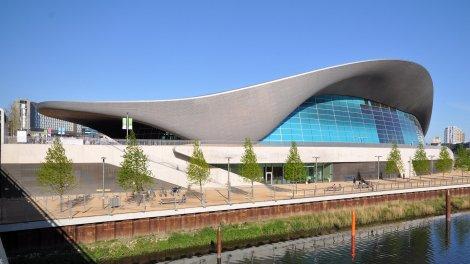 Centro Acuático Juegos Olímpicos Londres 2012 - 00