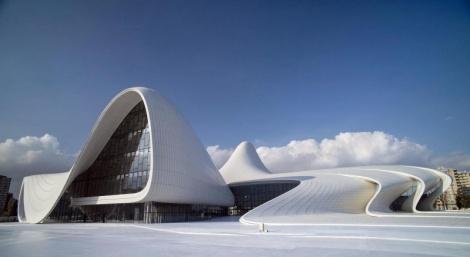 Centro Cultural Heydar Aliyev - 00