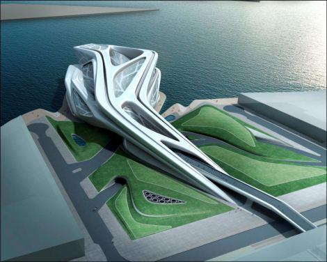 Centro de Artes Escénicas de Abu Dhabi - 00