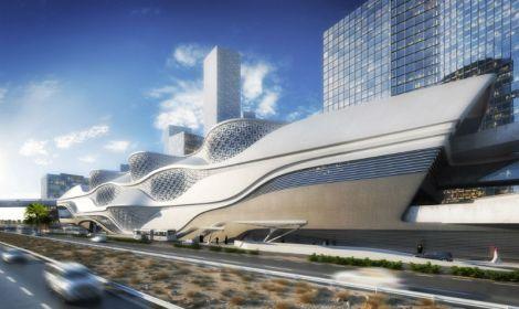 Estación de metro de Riad - 00