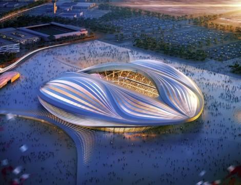 Estadio de Qatar 2022 - 00