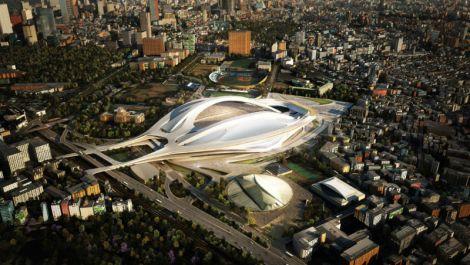 Estadio Olímpico de Tokio - 00