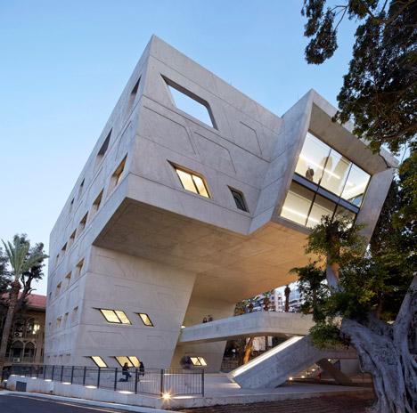 Issam Fares Institute - 00