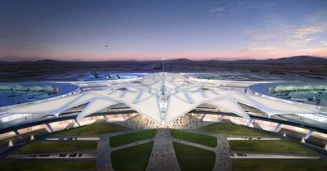 Nuevo Aeropuerto de la Ciudad de México - 00