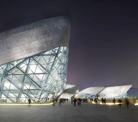 Opera de Guangzhou - 00