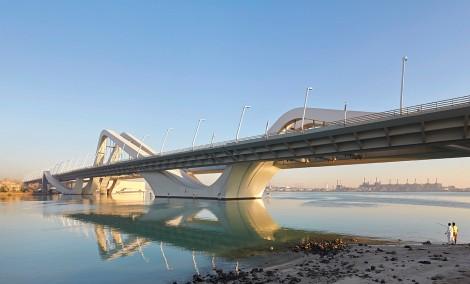 Puente Sheikh Zayed - 00