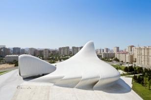Centro Cultural Heydar Aliyev - 01