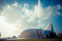 Centro Cultural Heydar Aliyev - 04
