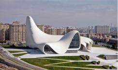 Centro Cultural Heydar Aliyev - 05