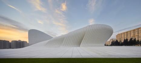 Centro Cultural Heydar Aliyev - 06