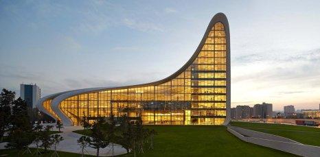 Centro Cultural Heydar Aliyev - 07