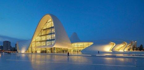 Centro Cultural Heydar Aliyev - 08
