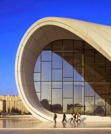 Centro Cultural Heydar Aliyev - 12