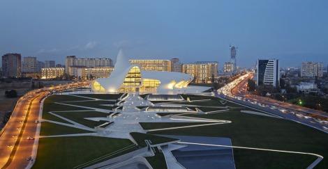 Centro Cultural Heydar Aliyev - General 03