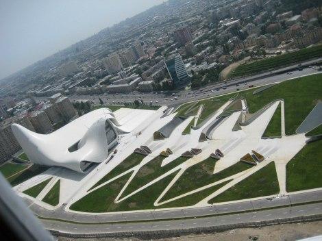 Centro Cultural Heydar Aliyev - General 04