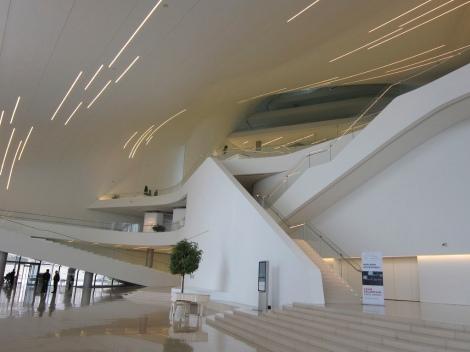 Centro Cultural Heydar Aliyev - i03