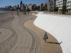 Paseo Marítimo Benidorm - playa 01