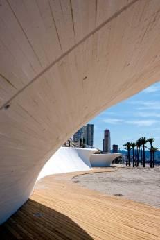 Paseo Marítimo Benidorm - playa 03