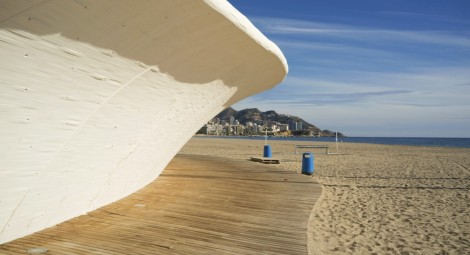 Paseo Marítimo Benidorm - playa 05
