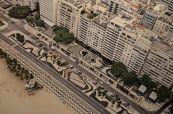 Exposição Tatuagens Urbanas e o Imaginário Carioca, no Museu Histórico Nacional, mostra a história das pedras portuguesas que decoram 1.218 milhões de metros quadrados na cidade (Fernando Frazão/Agência Brasil)