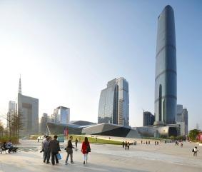 Opera de Guangzhou - 01